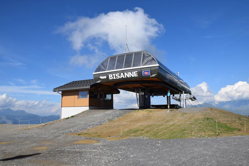 Télésiège débrayable 6 places (TSD6) de Bisanne | Les Saisies (Espace Diamant) Dsc_0225