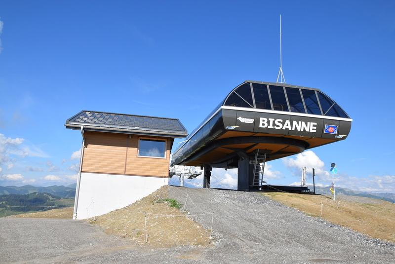 Télésiège débrayable 6 places (TSD6) de Bisanne | Les Saisies (Espace Diamant) Dsc_0227