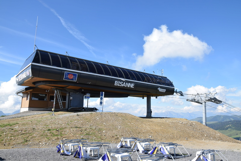 Télésiège débrayable 6 places (TSD6) de Bisanne | Les Saisies (Espace Diamant) Dsc_0228