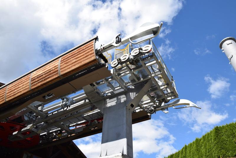 Rénovation de la télécabine débrayable 6 places (TCD6) du Chamois - Megeve Dsc_0340