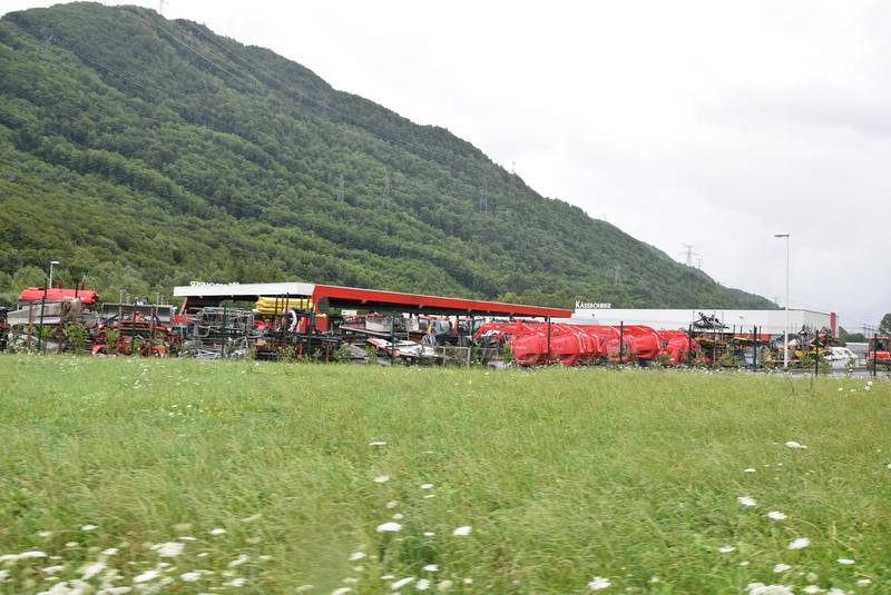 Pistenbully à Tours en Savoie - Kässbohrer ESE Dsc_0513