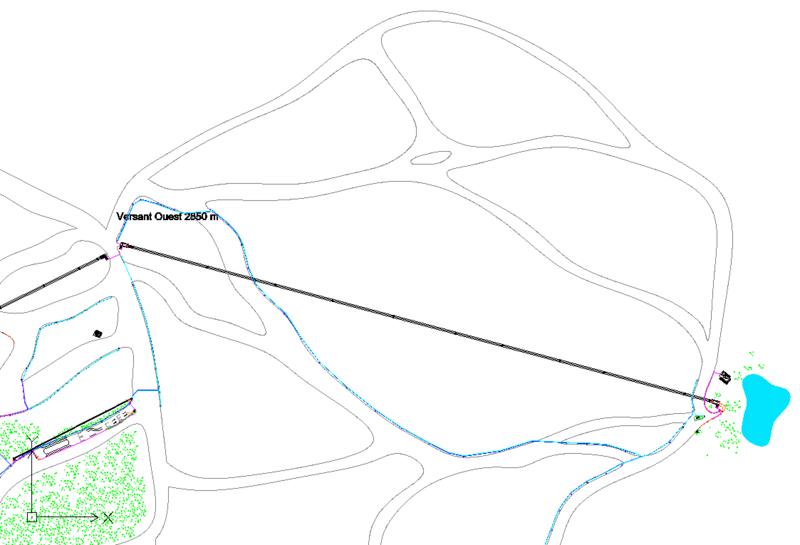 Dessins techniques, Plans 2D remontées mécaniques - Page 2 Plan0210