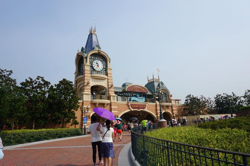Une journée magique à Shanghai Disney Resort  Dsc02718