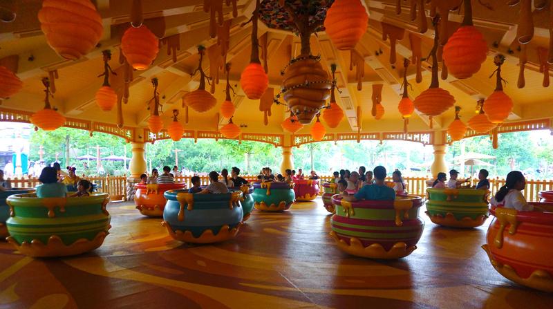 Une journée magique à Shanghai Disney Resort  Dsc02746