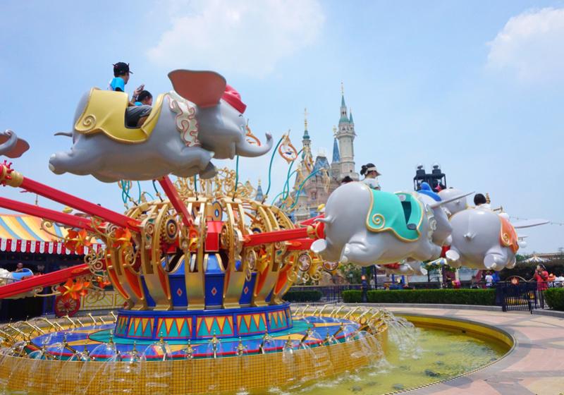 Une journée magique à Shanghai Disney Resort  Dsc02747