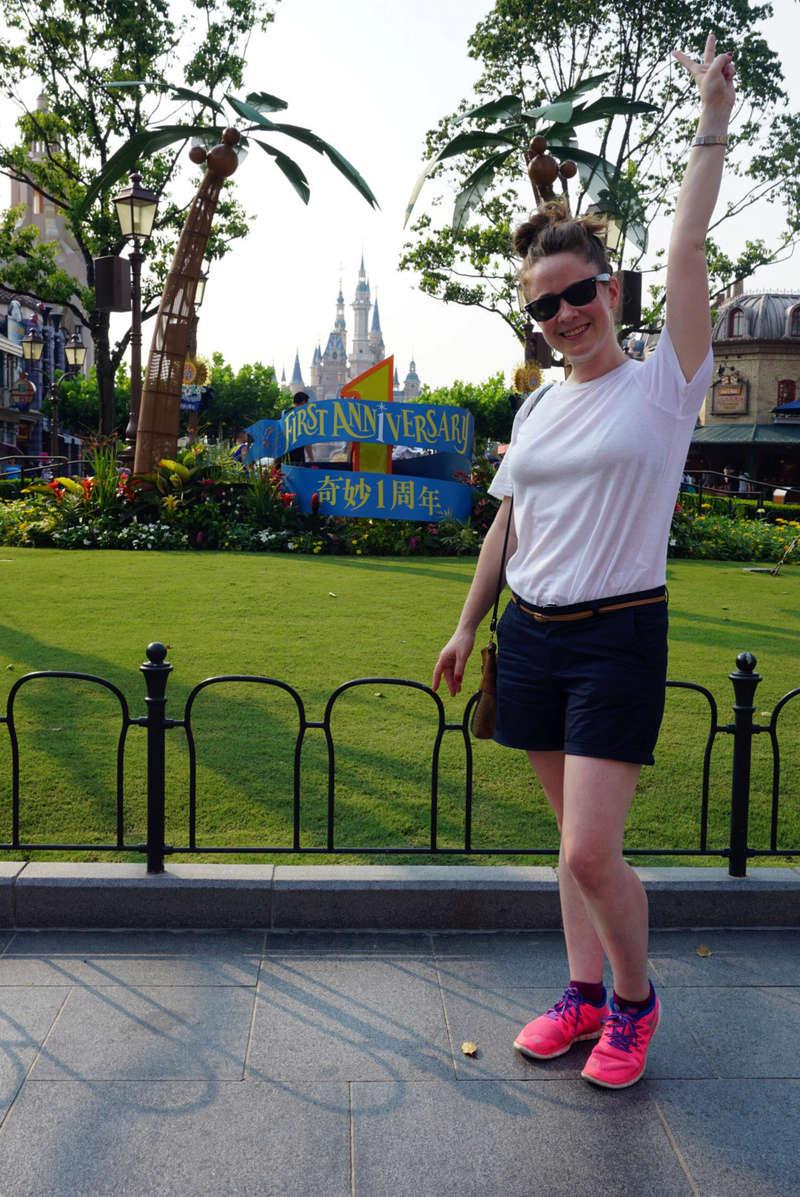 Shanghai Disneyland  - Page 11 Dsc02911