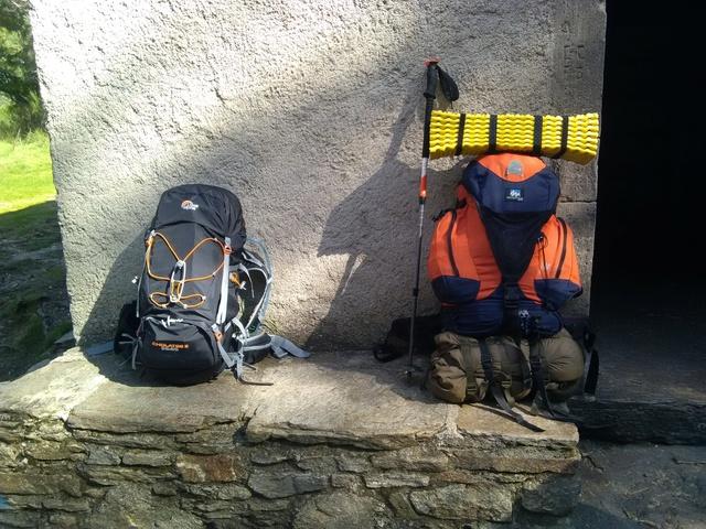 Kit bivouac Hautes-Alpes 16 & 17 août 2017 Img_2010