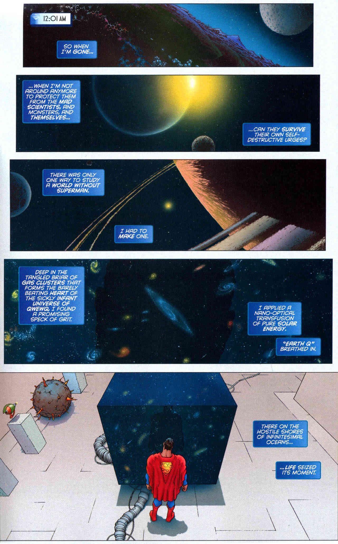 All-Star Superman creates a Universe 32280610