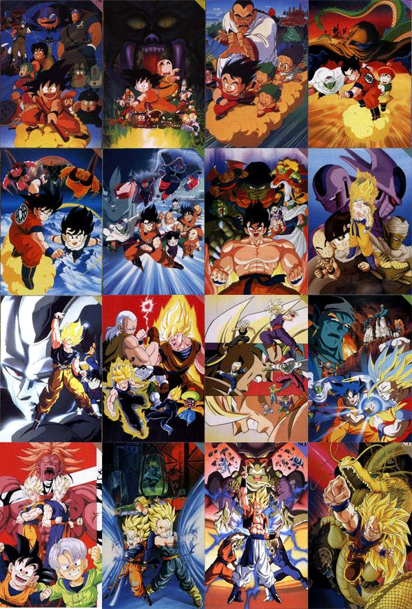 Best Dragon Ball Movies? Dragon10
