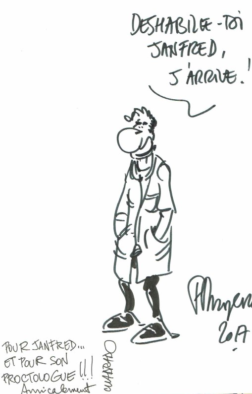 Dédicaces Procto10