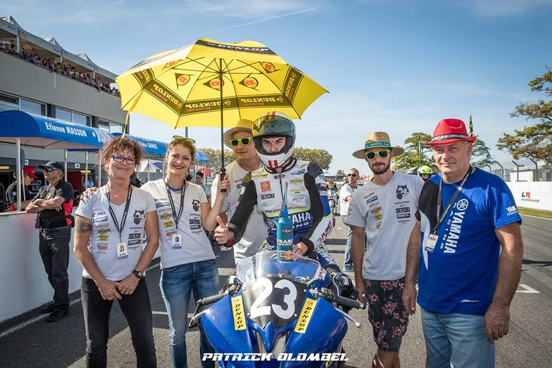 CR FSBK Felix Peron- Supersport Albi  22014810