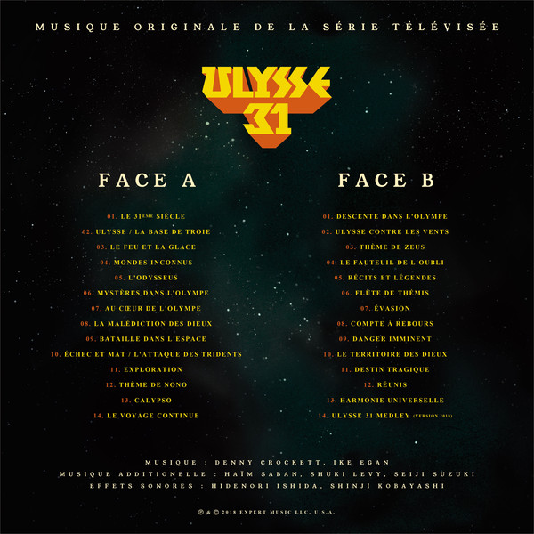 ulysse 31 soundtrack revisited R-121311