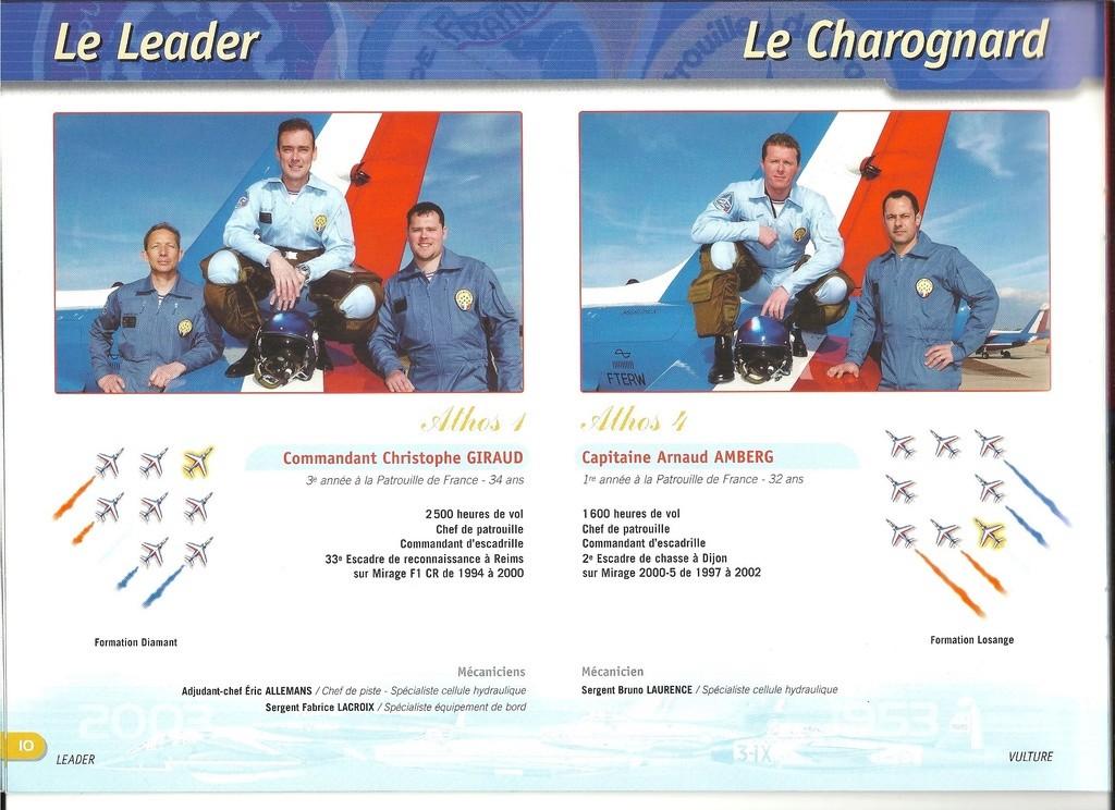 Patrouille de FRANCE 1/72ème Ref 52303 Notice Helle278