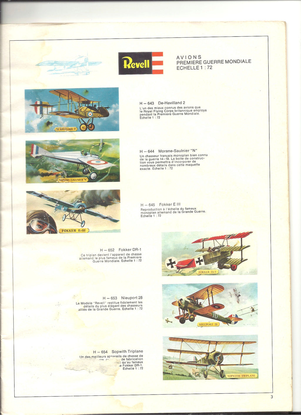 1970 - [REVELL 1970] Catalogue 1970 Revell20