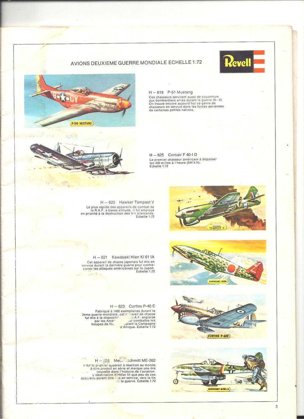 1970 - [REVELL 1970] Catalogue 1970 Revell22
