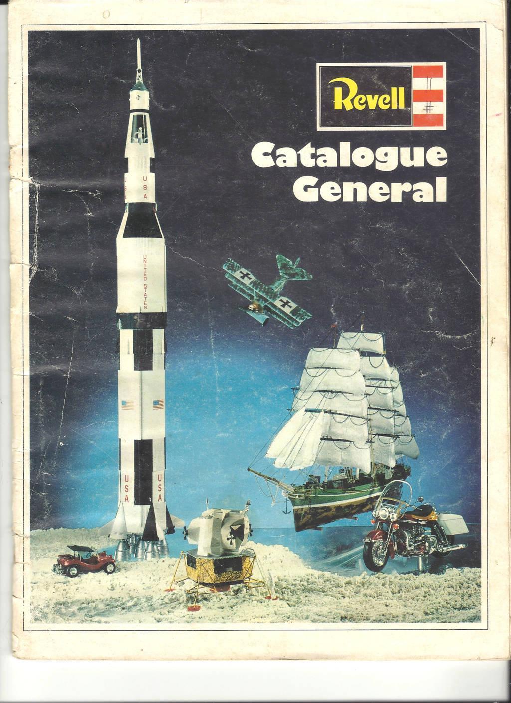 1970 - [REVELL 1970] Catalogue 1970 Revell25