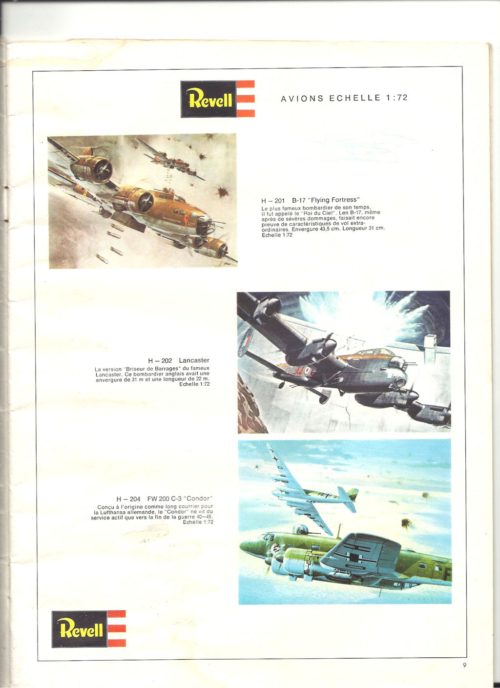 1970 - [REVELL 1970] Catalogue 1970 Revell27