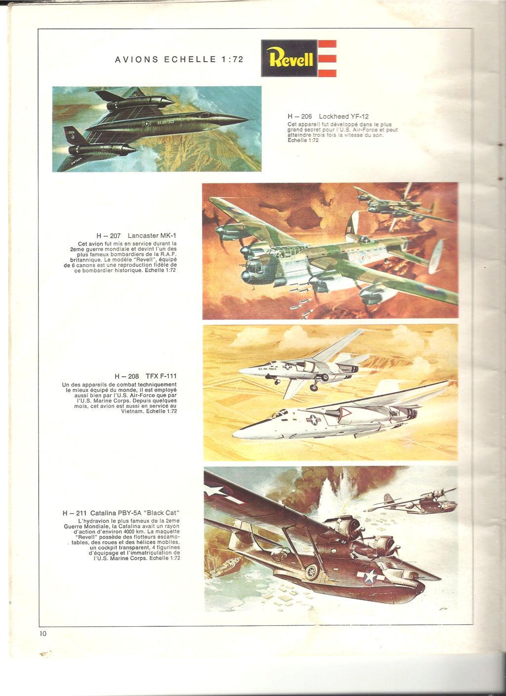 1970 - [REVELL 1970] Catalogue 1970 Revell28