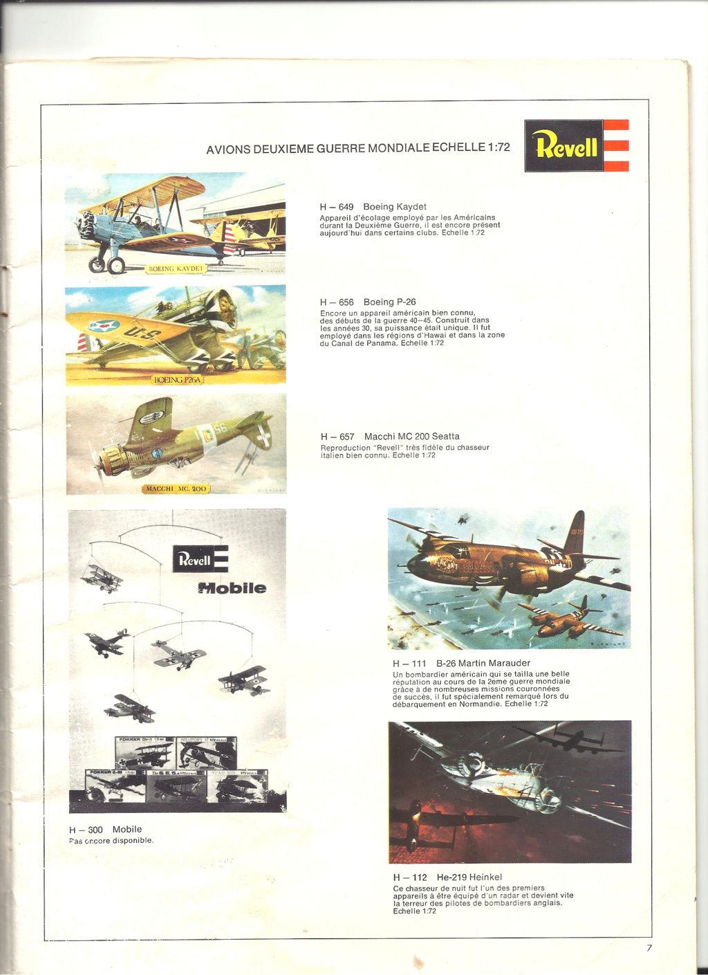 1970 - [REVELL 1970] Catalogue 1970 Revell32