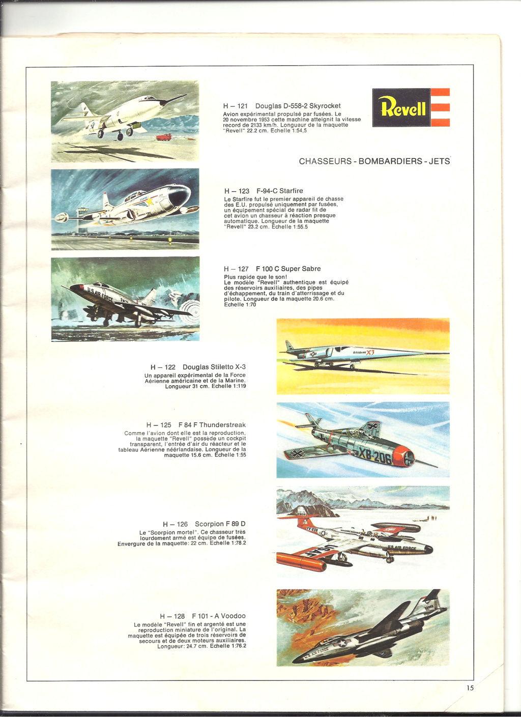 1970 - [REVELL 1970] Catalogue 1970 Revell33