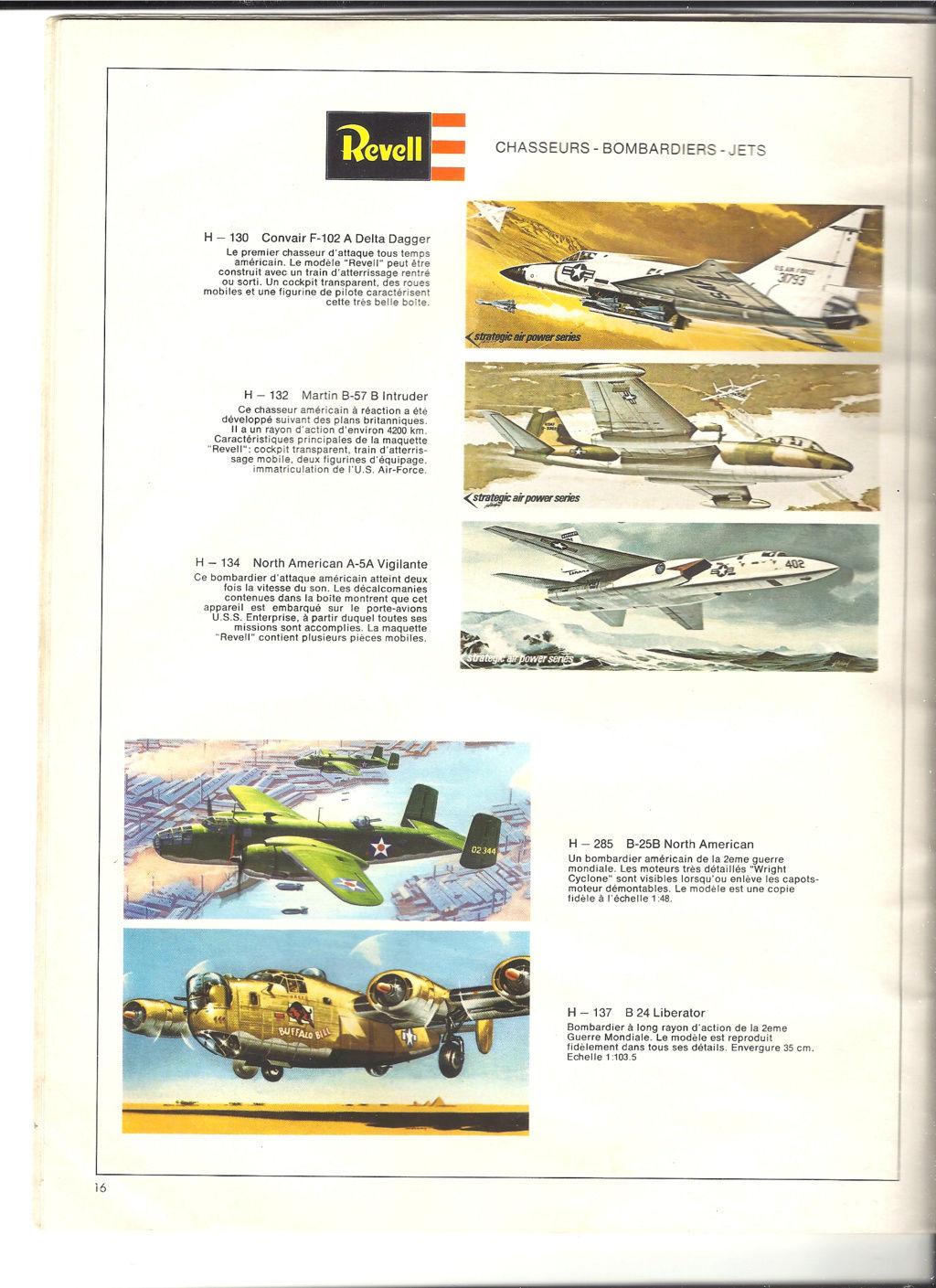 1970 - [REVELL 1970] Catalogue 1970 Revell34