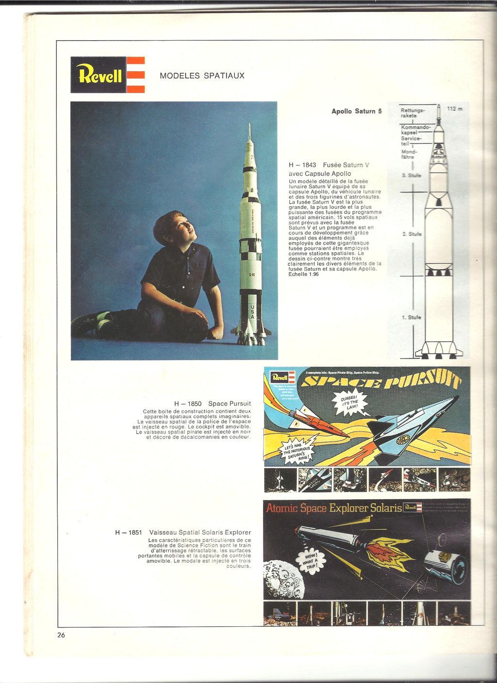 1970 - [REVELL 1970] Catalogue 1970 Revell44