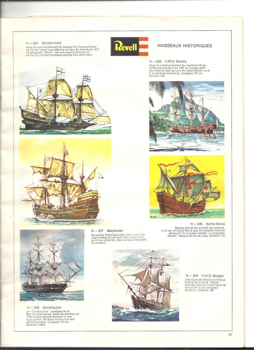 1970 - [REVELL 1970] Catalogue 1970 Revell46