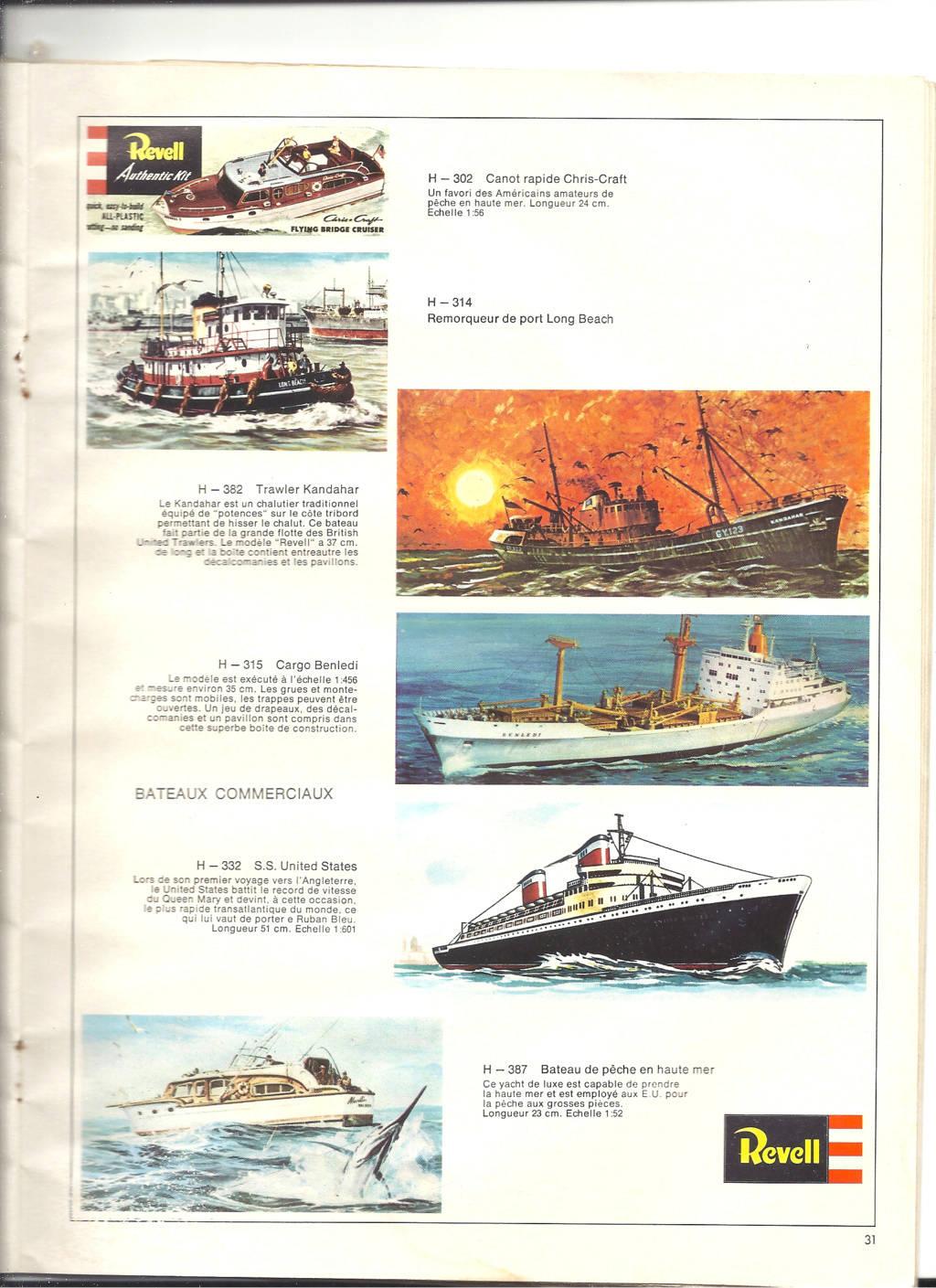 1970 - [REVELL 1970] Catalogue 1970 Revell52