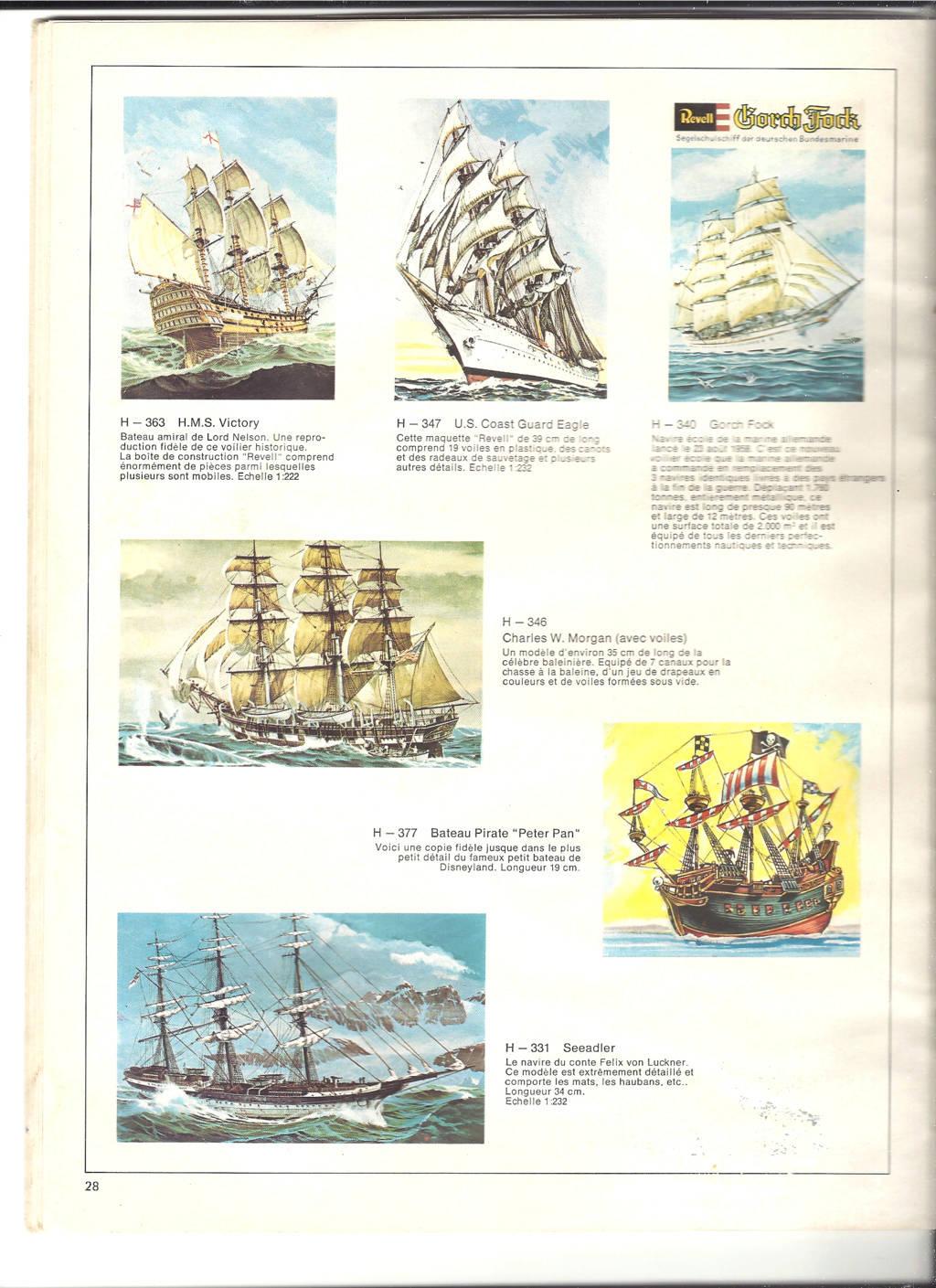 1970 - [REVELL 1970] Catalogue 1970 Revell53