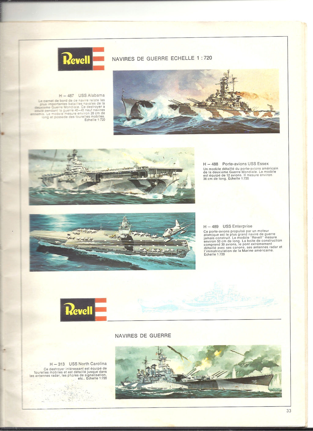 1970 - [REVELL 1970] Catalogue 1970 Revell54