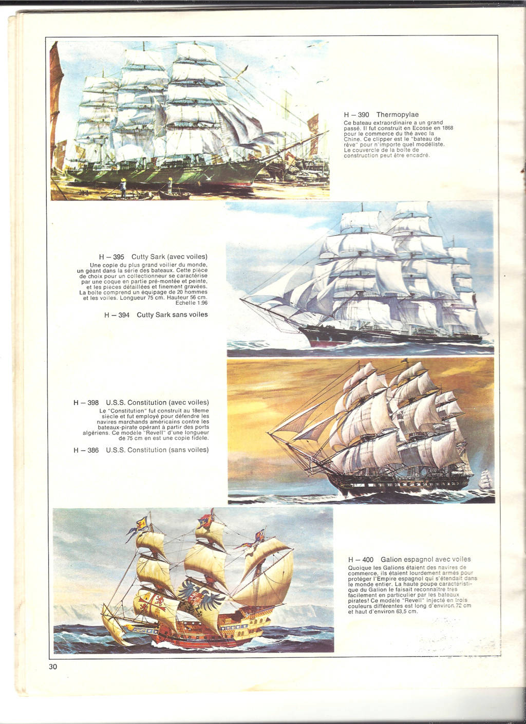 1970 - [REVELL 1970] Catalogue 1970 Revell55