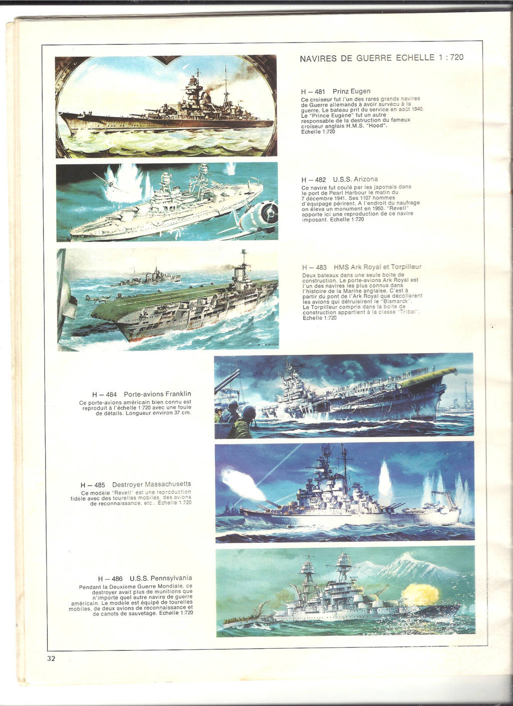 1970 - [REVELL 1970] Catalogue 1970 Revell56
