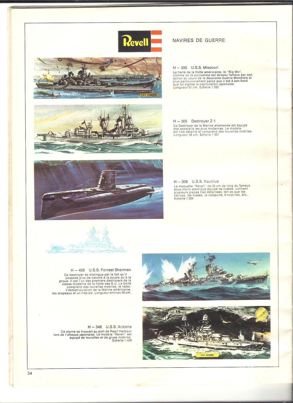 1970 - [REVELL 1970] Catalogue 1970 Revell57