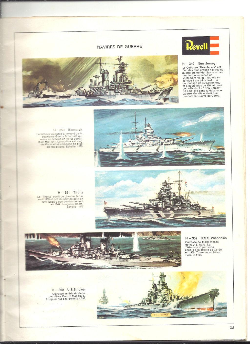1970 - [REVELL 1970] Catalogue 1970 Revell59