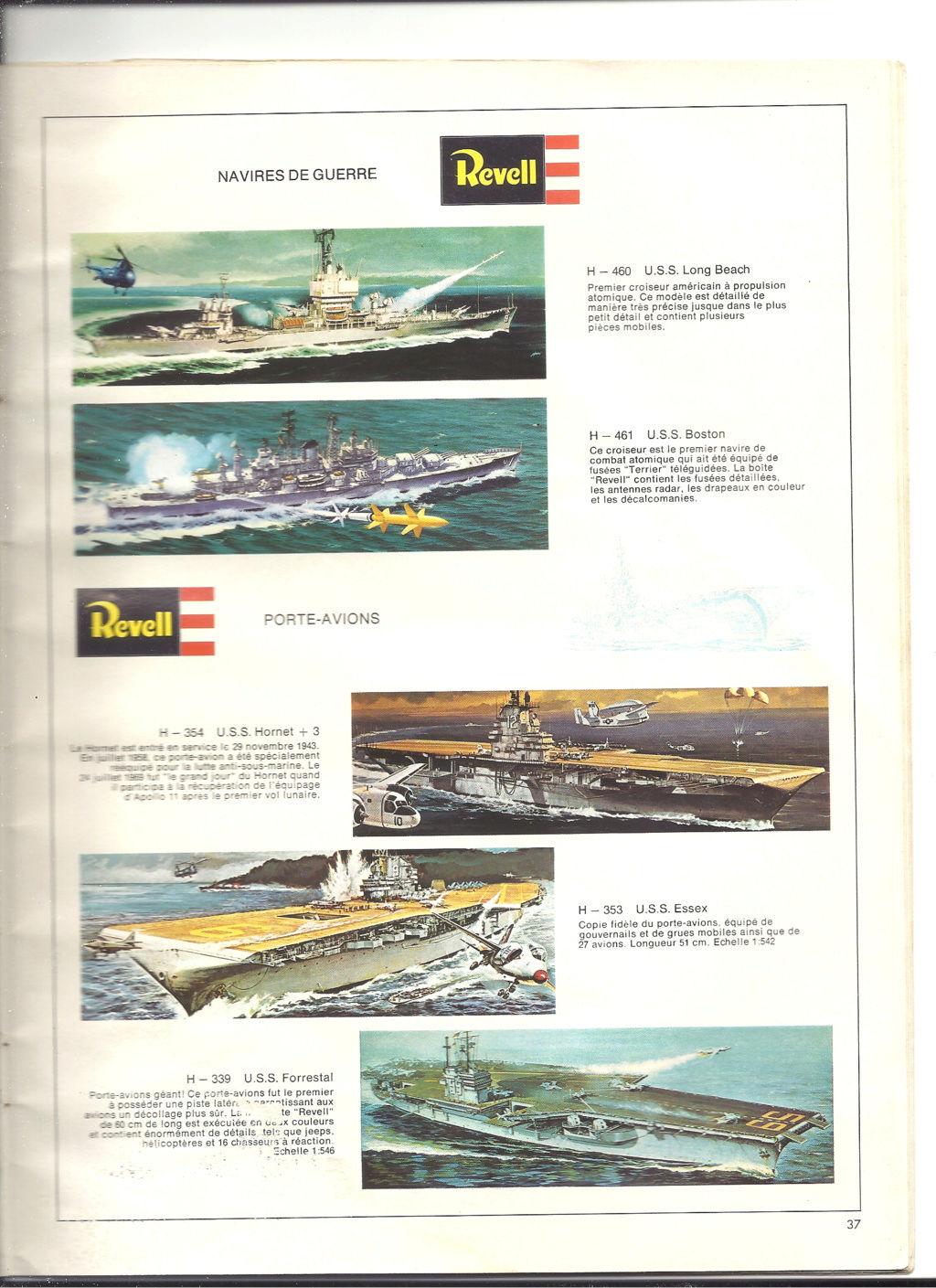 1970 - [REVELL 1970] Catalogue 1970 Revell60
