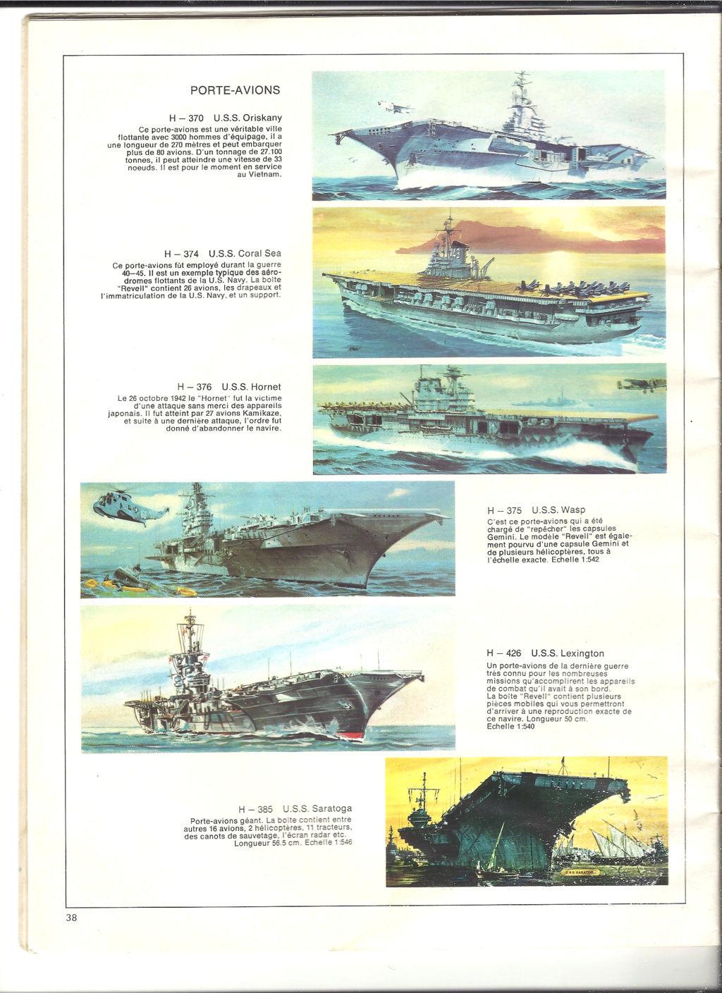 1970 - [REVELL 1970] Catalogue 1970 Revell62