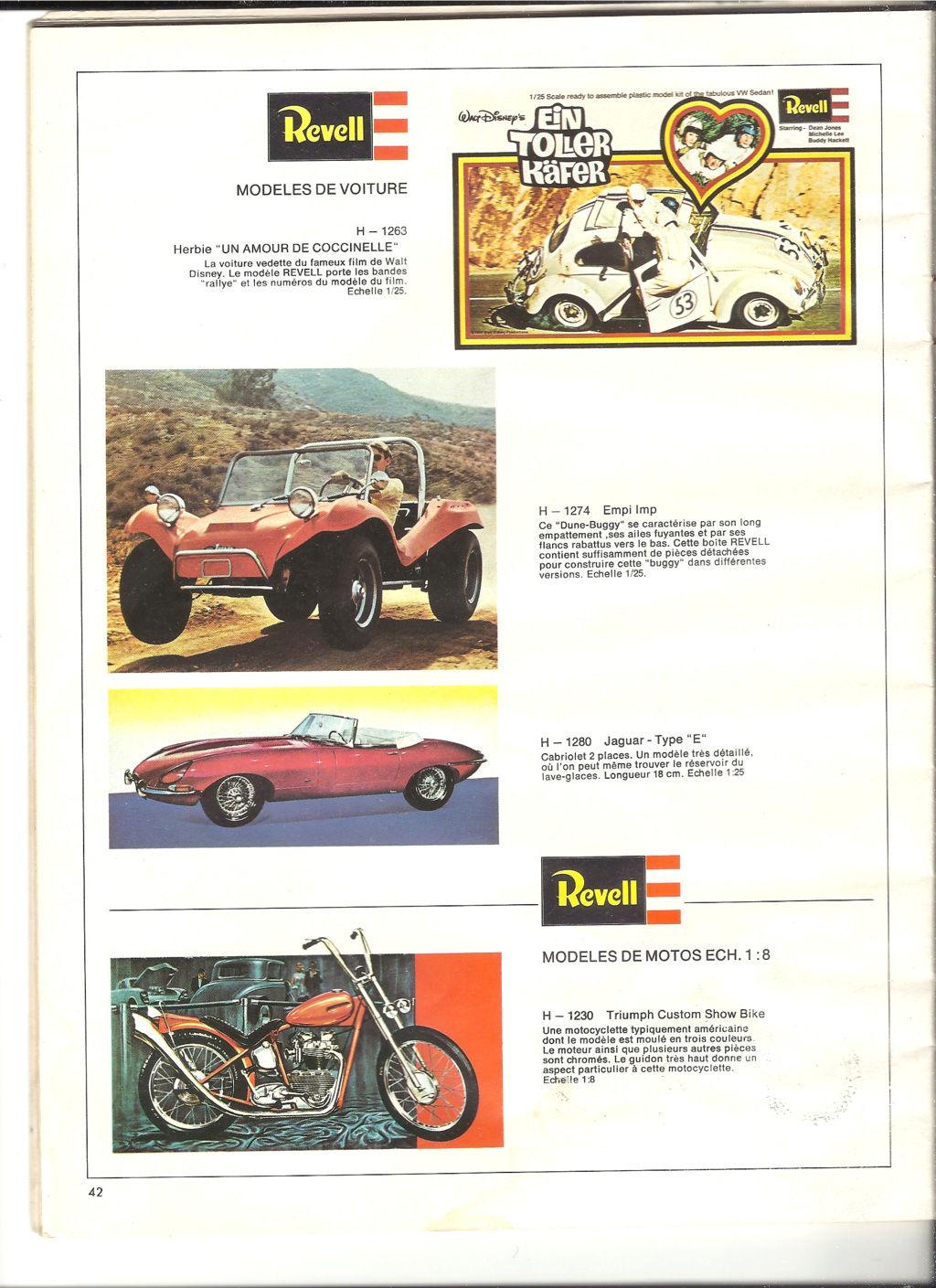 1970 - [REVELL 1970] Catalogue 1970 Revell63
