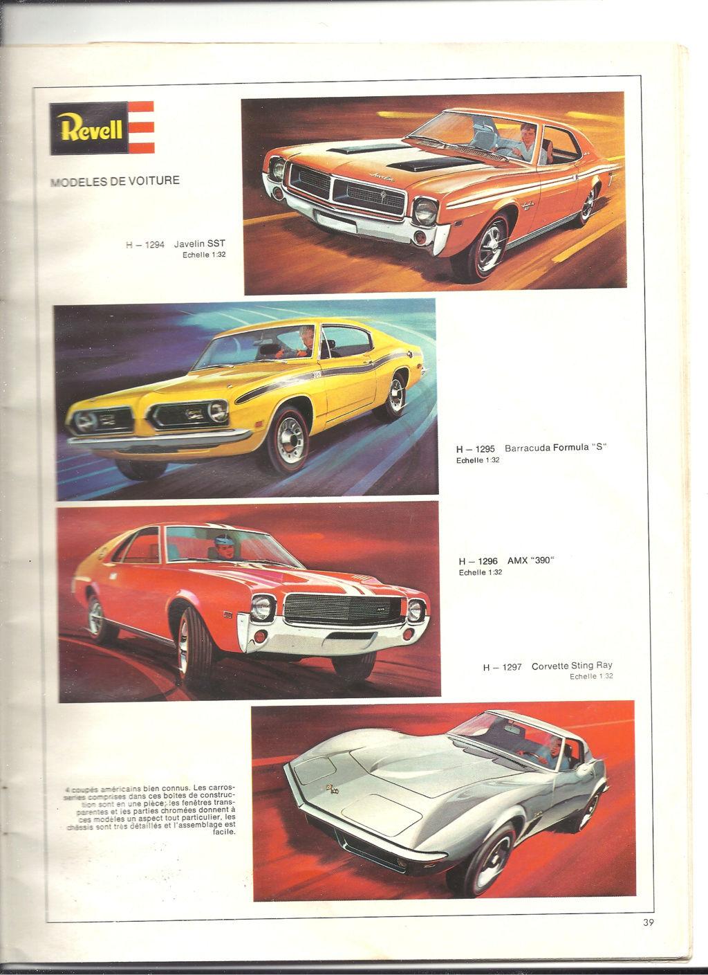 1970 - [REVELL 1970] Catalogue 1970 Revell64