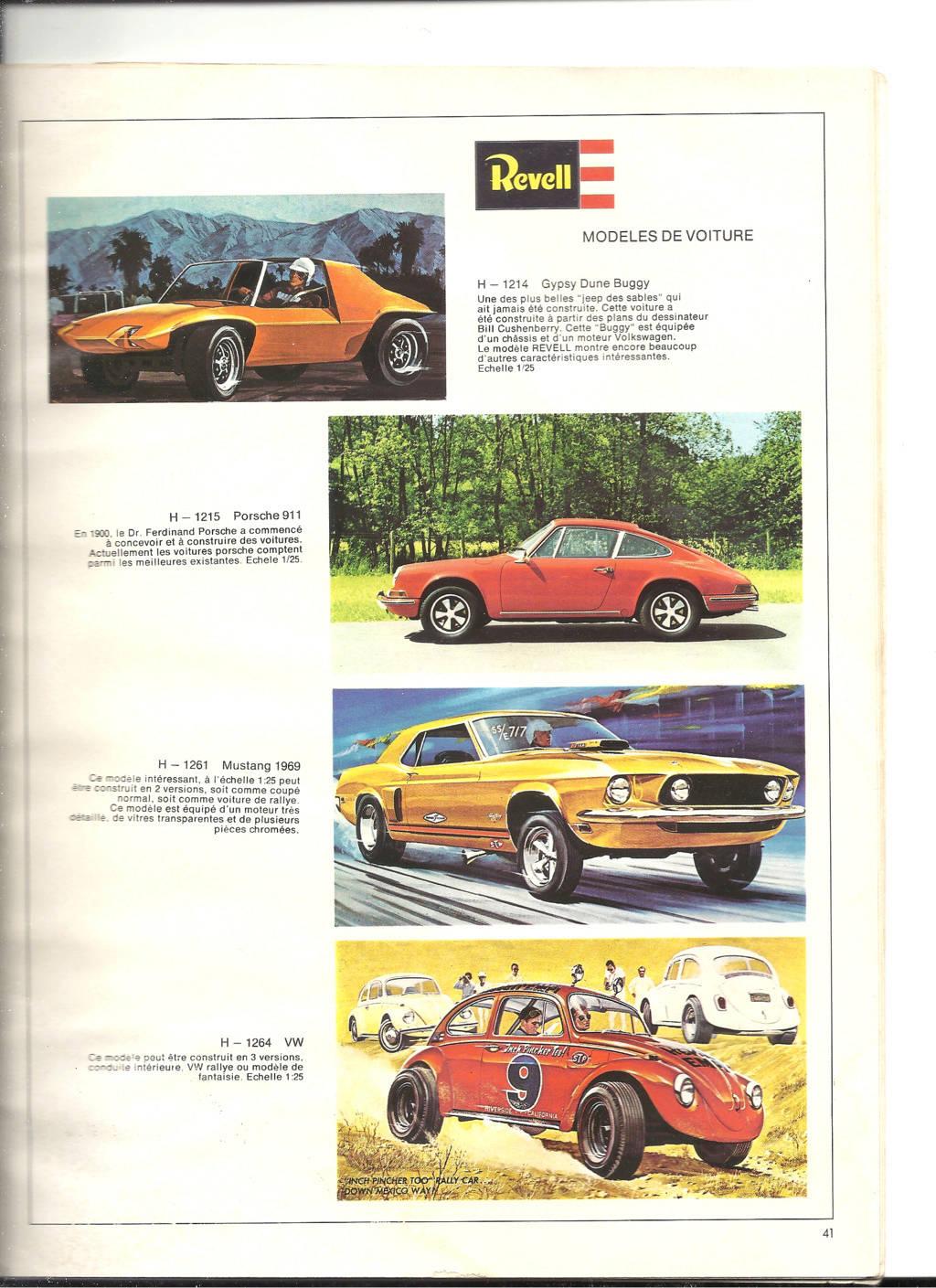 1970 - [REVELL 1970] Catalogue 1970 Revell65