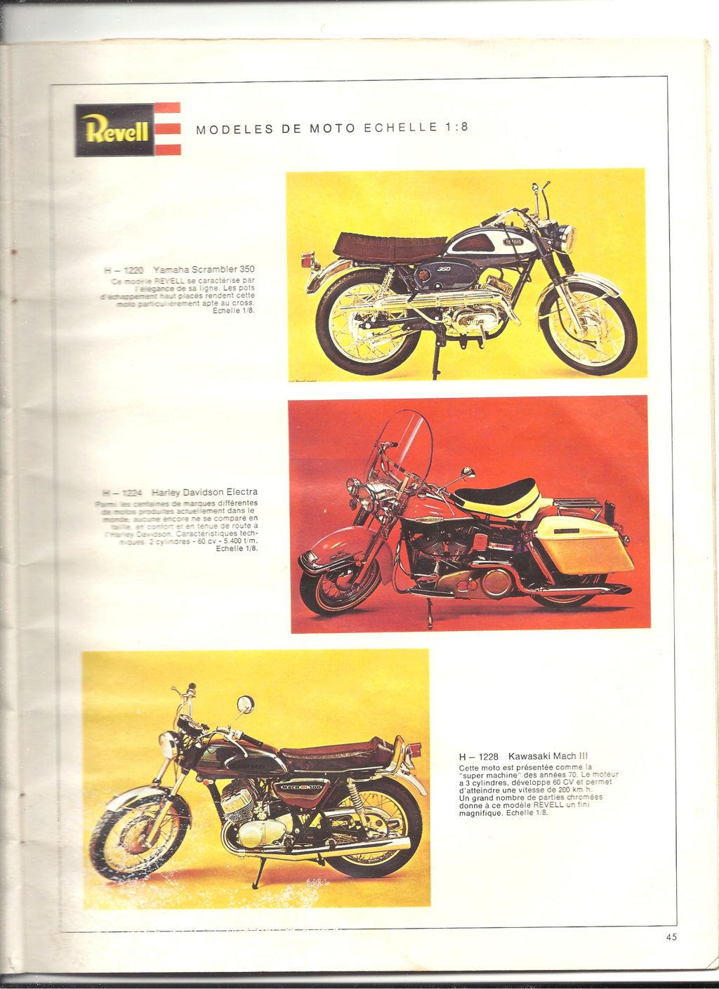 1970 - [REVELL 1970] Catalogue 1970 Revell70