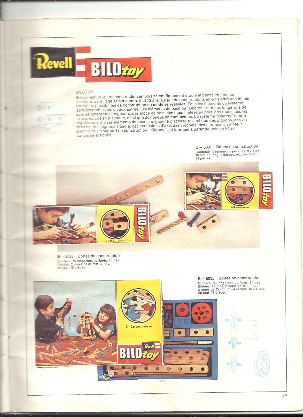 1970 - [REVELL 1970] Catalogue 1970 Revell72