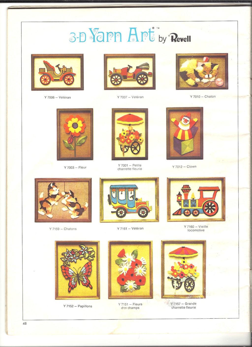 1970 - [REVELL 1970] Catalogue 1970 Revell74