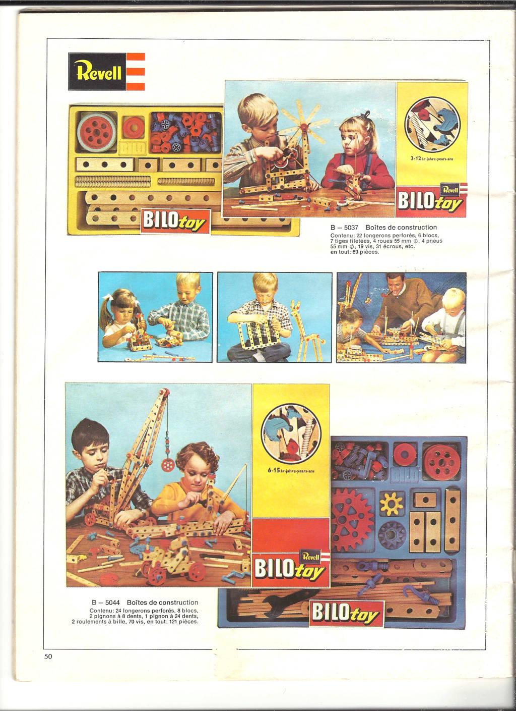 1970 - [REVELL 1970] Catalogue 1970 Revell76