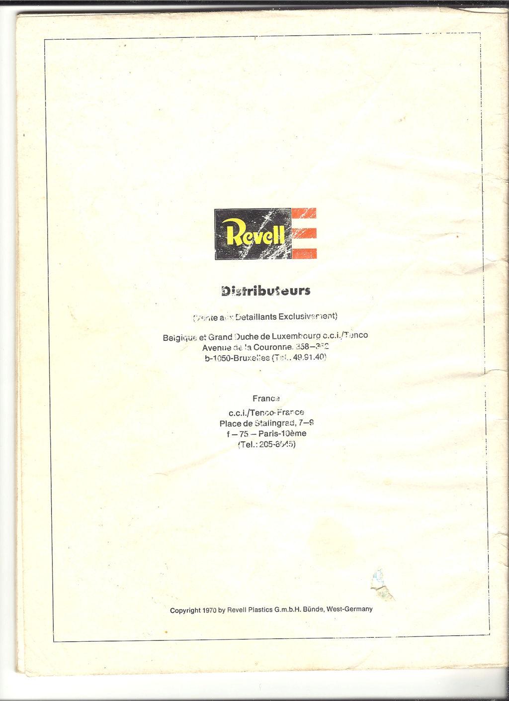 1970 - [REVELL 1970] Catalogue 1970 Revell77
