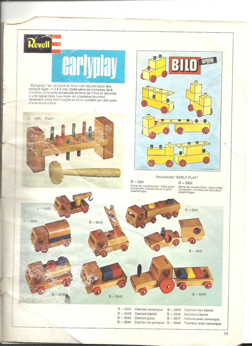 1970 - [REVELL 1970] Catalogue 1970 Revell79