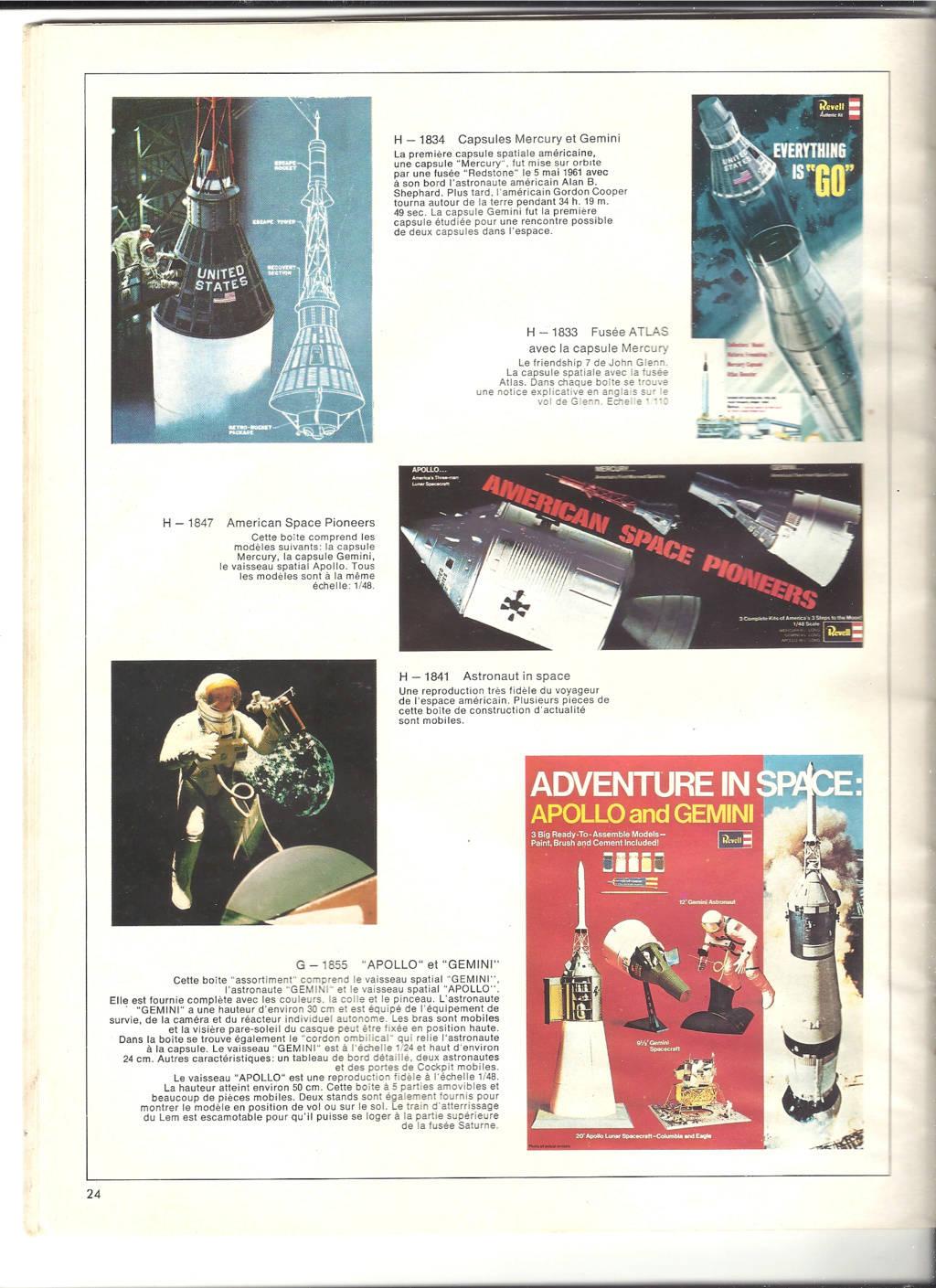 1970 - [REVELL 1970] Catalogue 1970 Revell85