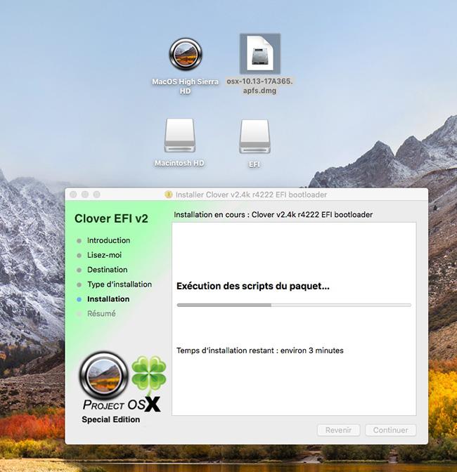macOS High Sierra HD D10