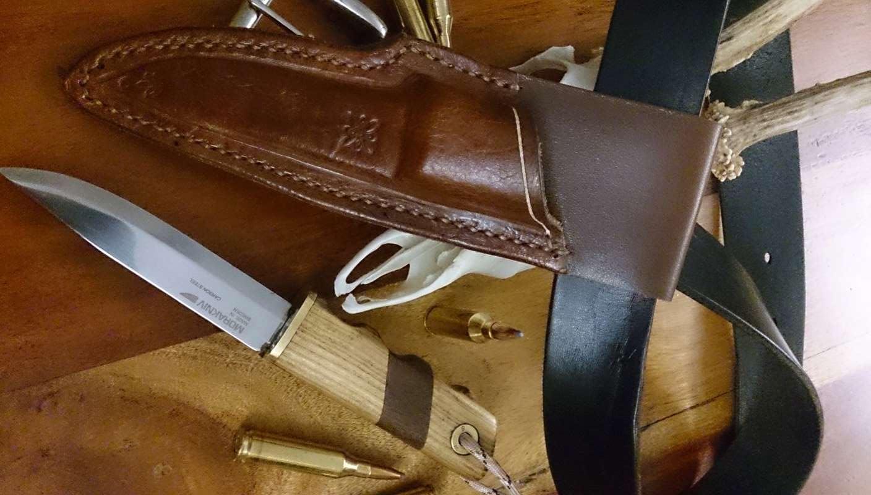 Couteau Mora suédois (105mm) et étui  1211