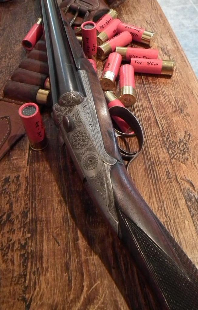 Qui chasse avec un un fusil Darne ? Dscf0910