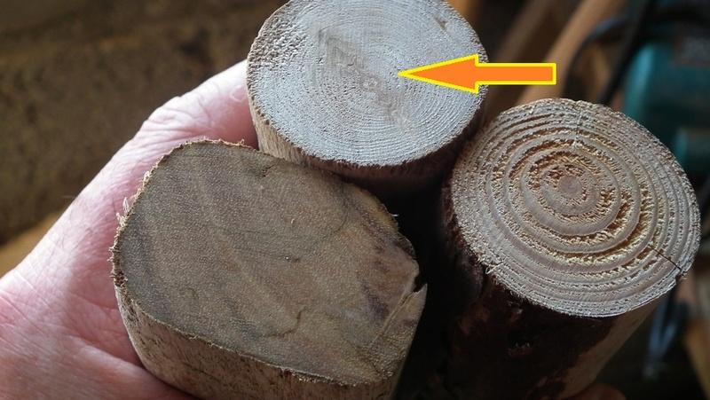 Couteau de pêche (à filet) Wood10